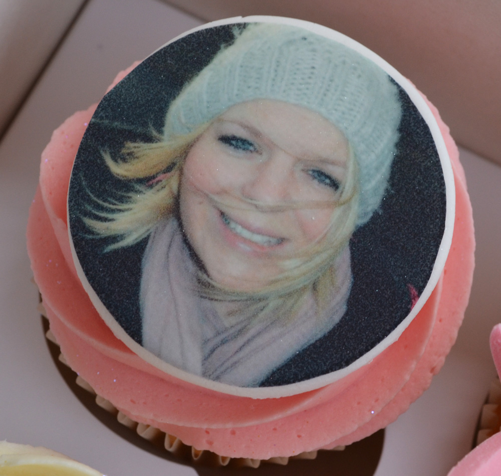 Personalised Photo Edible Cake Topper Wafer Paper Icing Paper